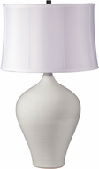 House of Troy GS160-WG Scatchard White Gloss Lighting Table Lamp