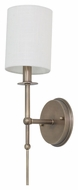House of Troy LS205-AB Lake Shore Antique Brass Finish 16  Tall Wall Sconce Light