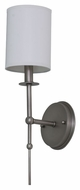 House of Troy LS205-SP Lake Shore Satin Pewter Finish 16  Tall Wall Lamp