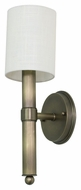 House of Troy LS207-AB Lake Shore Antique Brass Finish 16  Tall Lighting Sconce
