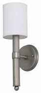 House of Troy LS207-SP Lake Shore Satin Pewter Finish 16  Tall Wall Sconce Lighting