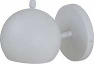 House of Troy ORB125-WT Orbit Contemporary White Fluorescent Wall Lighting
