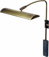 House of Troy ZLEDZ12-71 Zenith Antique Brass LED 12 Picture Lighting