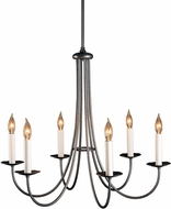 Hubbardton Forge 101159 Simple Lines Chandelier Light