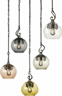 Hubbardton Forge 101480 Lure Mini Lighting Pendant