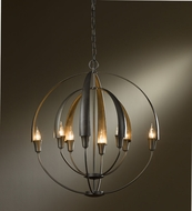 Hubbardton Forge 104205 Cirque 27.9  Tall Lighting Chandelier