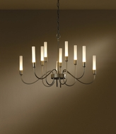 Hubbardton Forge 106030 Lisse 17.6  Tall Chandelier Light