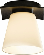 Hubbardton Forge 126601 Wren Fluorescent Ceiling Light Fixture