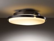 Hubbardton Forge 126747D Metra 24.3  Wide LED Ceiling Light Fixture