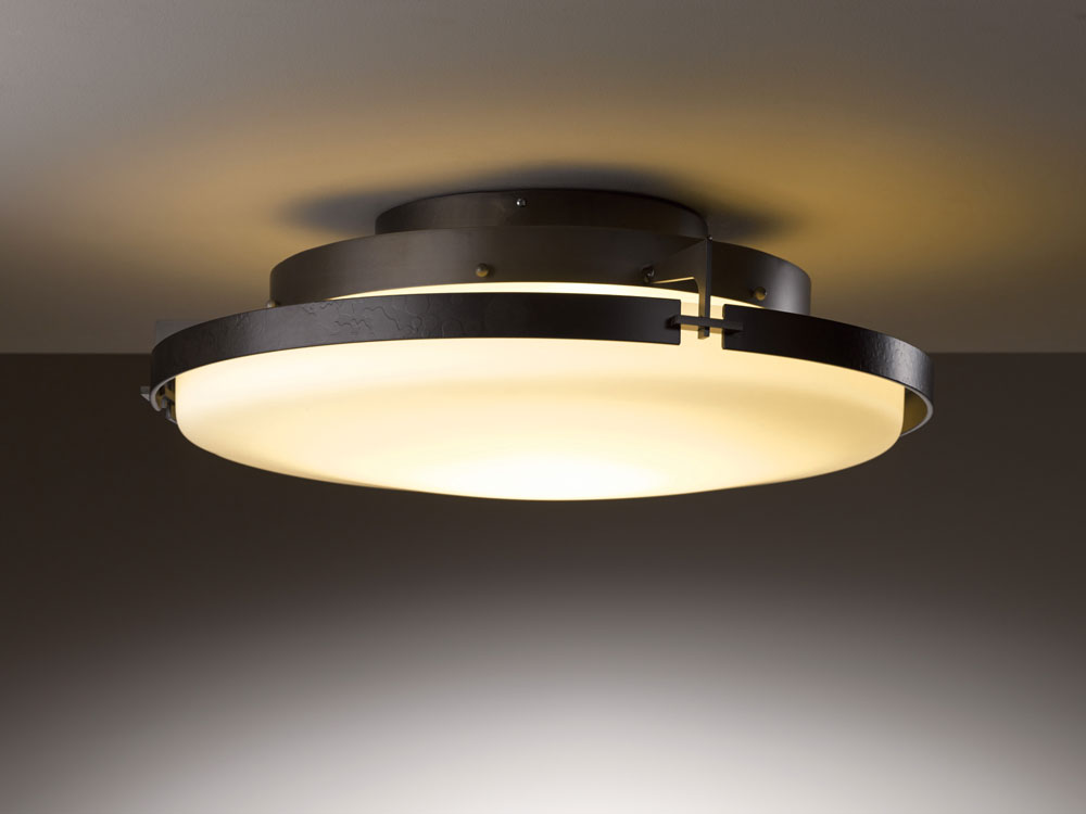 Hubbardton Forge 126747D Metra 243 Wide LED Ceiling