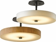 Hubbardton Forge 126803 Disq LED Ceiling Light Fixture