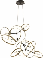 Hubbardton Forge 138920 Celesse Multi Pendant Lighting Fixture