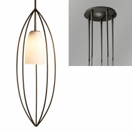Hubbardton Forge 18740-QUINTUPLE Temp 5-Light Pendant Lighting Fixture