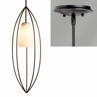 Hubbardton Forge 18740-SINGLE Temp Mini Hanging Lamp