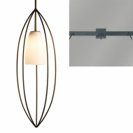Hubbardton Forge 18740-TRIPLE-LINEAR Temp 3-Light Linear Pendant Light Fixture