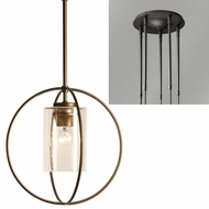 Hubbardton Forge 18744-QUINTUPLE Rhythm 5-Light Ceiling Light Pendant