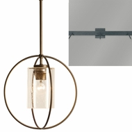 Hubbardton Forge 18744-TRIPLE-LINEAR Rhythm 3-Light Linear Drop Ceiling Lighting