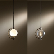 Hubbardton Forge 18870 Pluto 6  Wide Mini Pendant Lighting