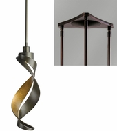 Hubbardton Forge 18875-TRIPLE-TRIANGLE Folio Triple Triangle Multi Ceiling Light Pendant