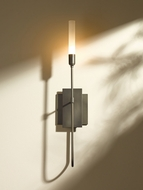 Hubbardton Forge 203050 Lisse 22.1  Tall Wall Sconce