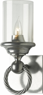 Hubbardton Forge 205970 Cavo Vintage Platinum Light Sconce