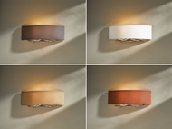 Hubbardton Forge 207663 Brindille Vintage Platinum Finish 6  Tall Wall Light Fixture