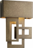 Hubbardton Forge 302520DL Collage LED Outdoor Left Wall Lamp