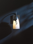 Hubbardton Forge 303073 Flora 4.9  Wide Exterior Wall Lighting