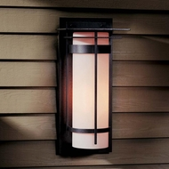 Hubbardton Forge 305994 Banded LED Outdoor Wall Light Sconce