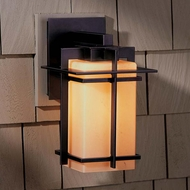 Hubbardton Forge 306007 Tourou LED Outdoor Wall Light Sconce