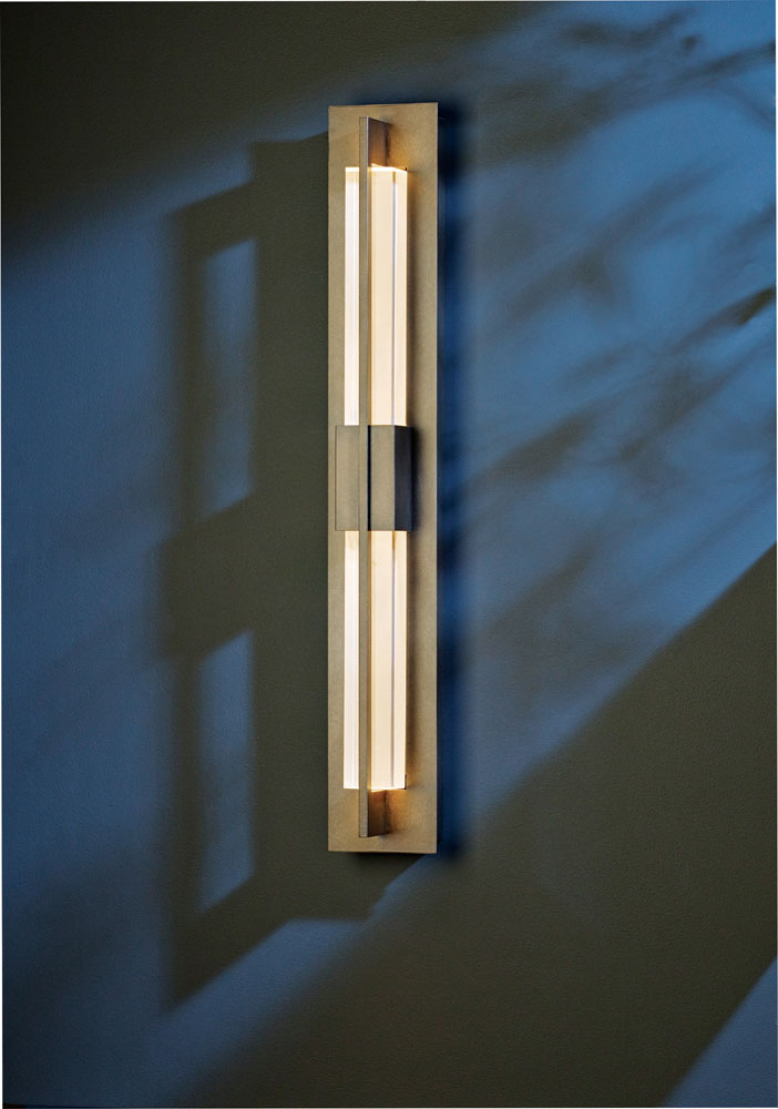 Hubbardton Forge 306420d Double Axis 4 2 Quot Tall Led Outdoor