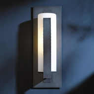 Hubbardton Forge 307286 Vertical Bar LED Exterior Sconce Lighting