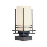 Hubbardton Forge 335796 Banded LED Outdoor Pier Mount