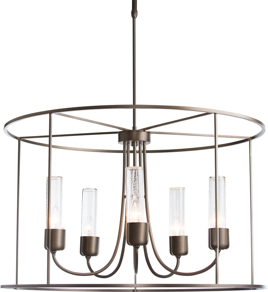 Hubbardton Forge 362010 Portico Outdoor Chandelier