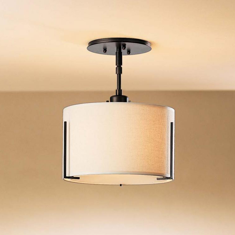 Hubbardton Forge Twilight: Hubbardton Forge 364903 Twilight LED Outdoor Flush Mount