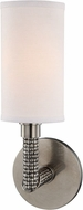 Hudson Valley 1021-HN Dubois Historic Nickel Wall Lighting
