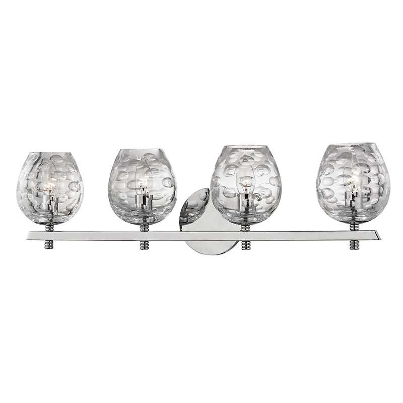 hudson valley 1254 pn burns modern polished nickel 4 light bathroom vanity lighting loading zoom bathroom vanity lighting bathroom