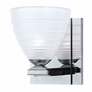Hudson Valley 1441 Slaton 4.5  Wide Lighting Sconce