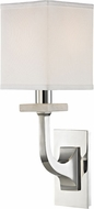Hudson Valley 1981-PN Rockwell Polished Nickel Wall Sconce Lighting