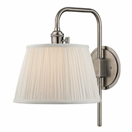 Hudson Valley 2931-HN Fillmore Historic Nickel Finish 14.5  Tall Wall Lighting
