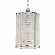 Hudson Valley 4316-PN Ballston Polished Nickel Entryway Light Fixture