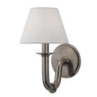 Hudson Valley 4421-HN Dundee Historic Nickel Wall Lamp