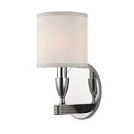 Hudson Valley 4541-PN Bancroft Polished Nickel Lighting Sconce