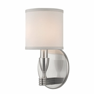 Hudson Valley 4541-SN Bancroft Satin Nickel Lamp Sconce