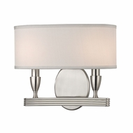 Hudson Valley 4542-SN Bancroft Satin Nickel Lighting Wall Sconce