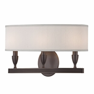 Hudson Valley 4543-OB Bancroft Old Bronze Wall Lighting Sconce