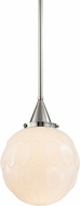 Hudson Valley 4812-PN Tybalt Polished Nickel Mini Lighting Pendant