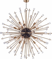 Hudson Valley 5060-AGB Liberty Contemporary Aged Brass 60 Chandelier Light