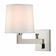 Hudson Valley 5931-PN Fairport Polished Nickel Finish 11.25  Tall Lighting Sconce