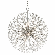 Hudson Valley 6020-PN Dunkirk Polished Nickel Mini Chandelier Light